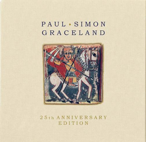 paul simon graceland 25th anniversary