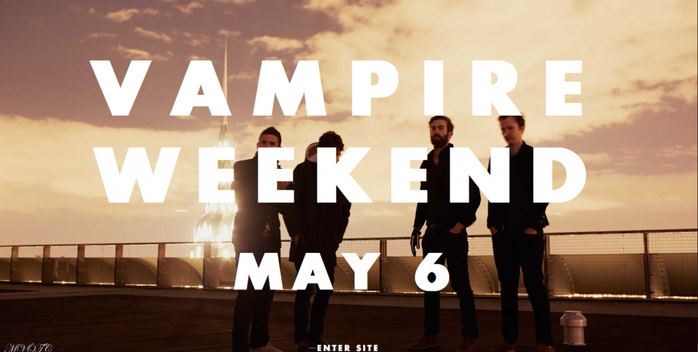 Vampire Weekend LP3