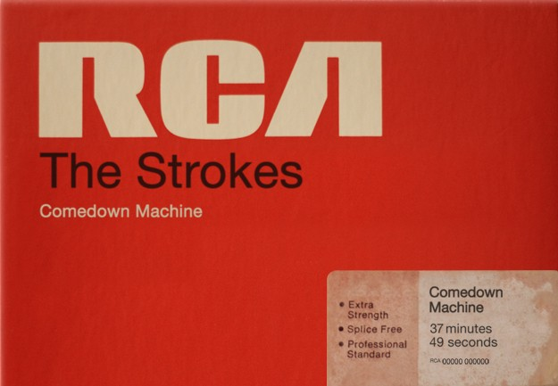 The Strokes - Cmedown Machine