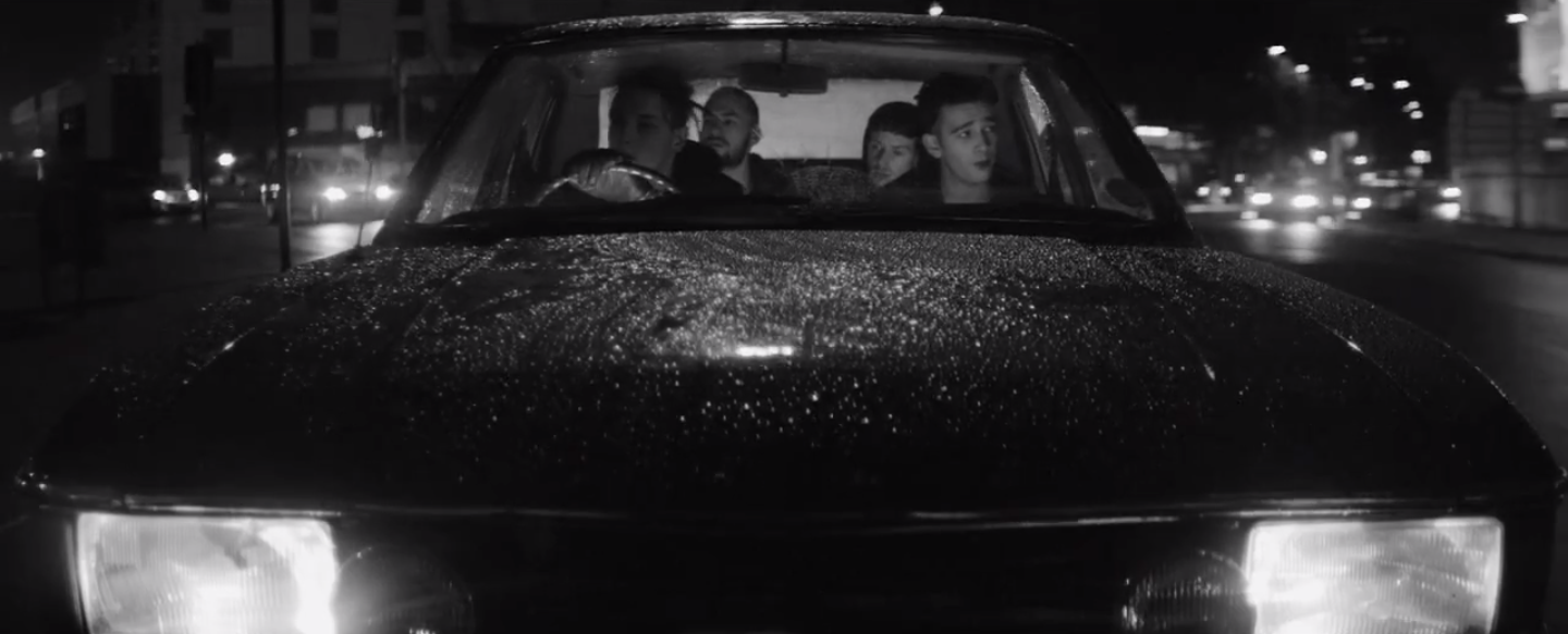 music video]: The 1975 – Chocolate at We All Want Someone To Shout For