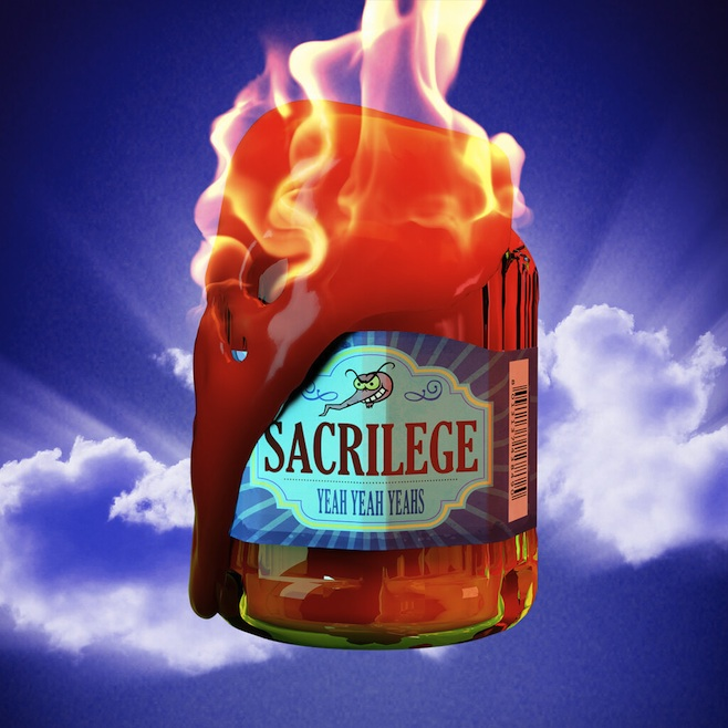 YYY - Sacrilege