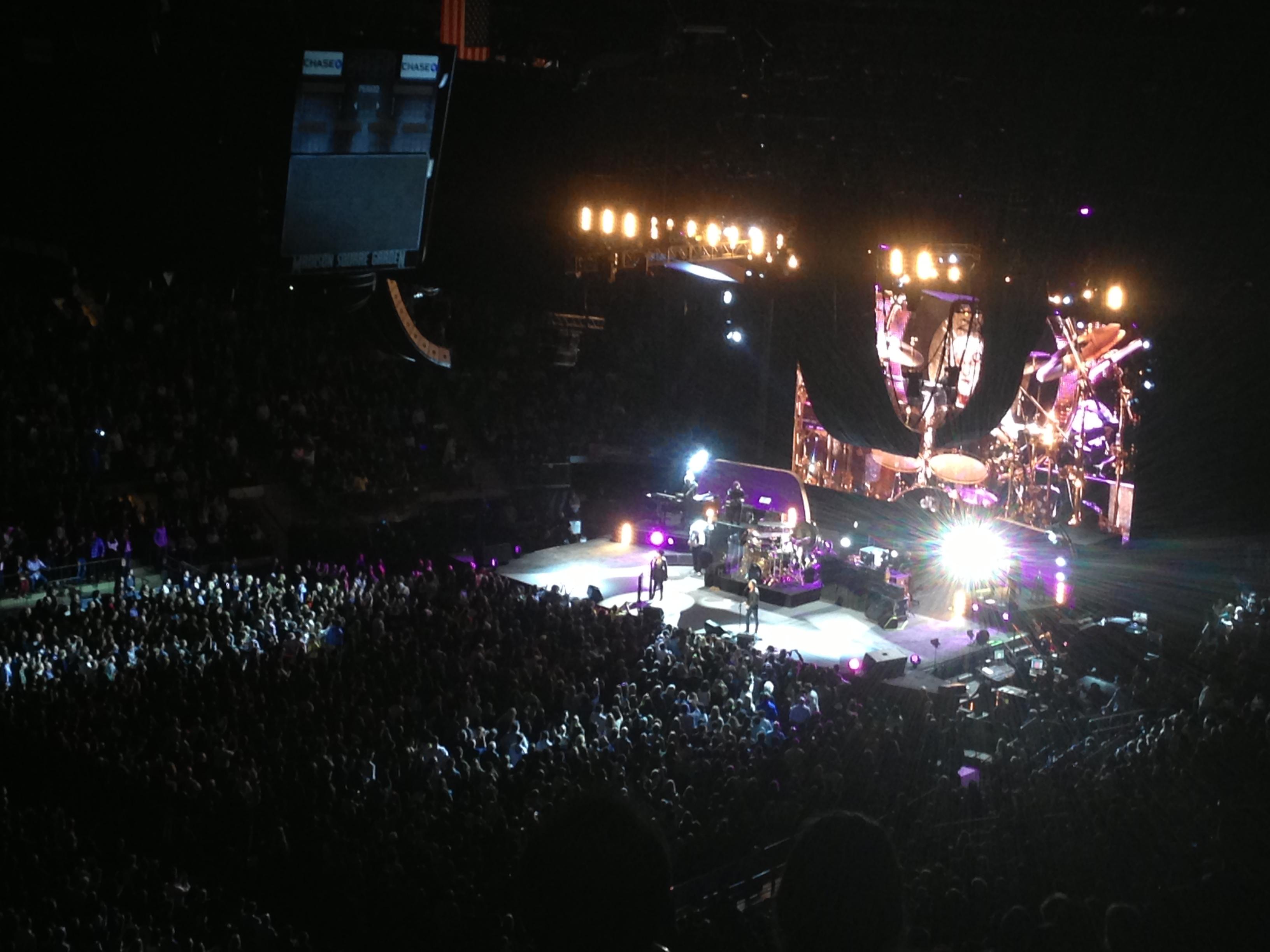 Madison Square Garden Concert