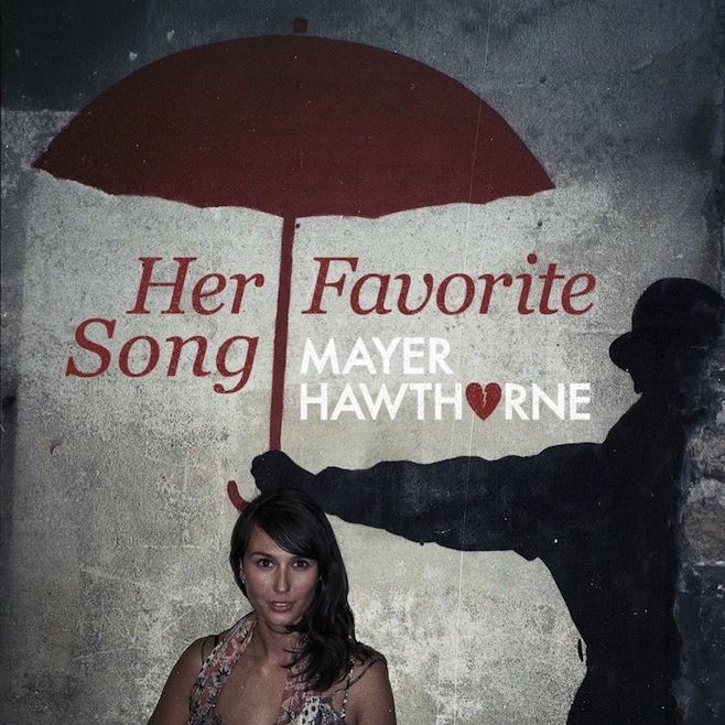 Mayer Hathorne - Her Favorite Song (Feat. Jessie Ware)