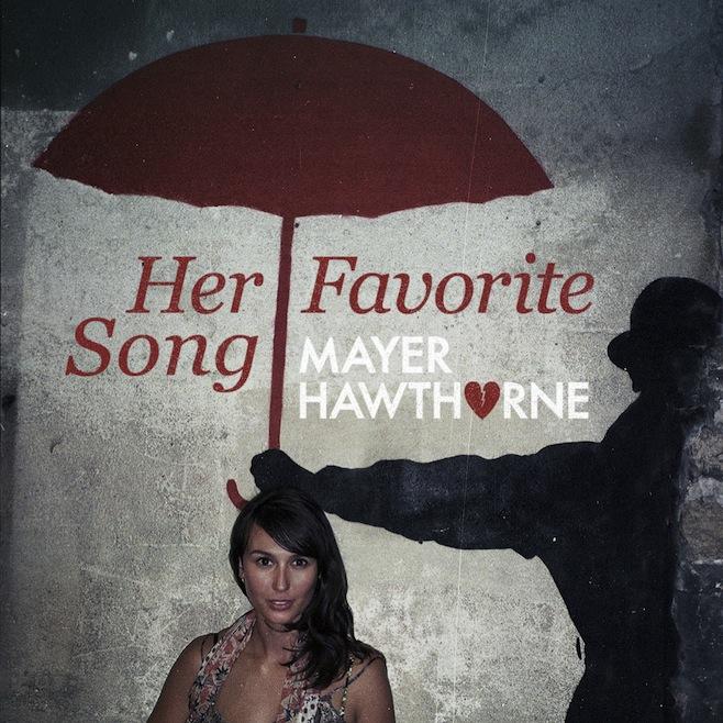 Mayer Hathorne - Her Favorite Song (Feat. Jessie Ware)
