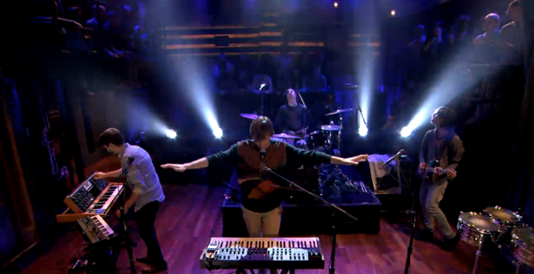 Cut Copy Fallon