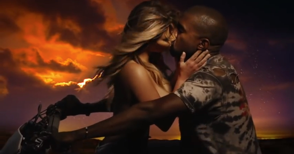 Kanye - Bound 2 Video