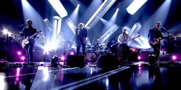 The National Sea Of Love Jools Holland