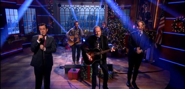 The National Colbert Christmas