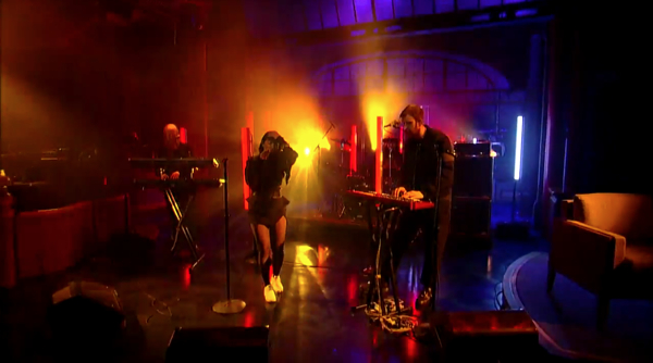 Little Dragon - Letterman