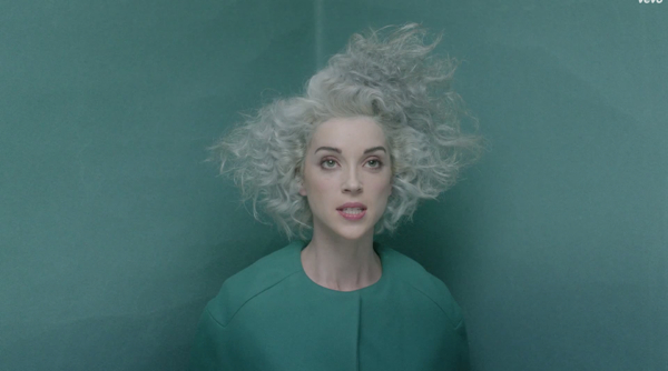 St. Vincent - Digital Witness Video