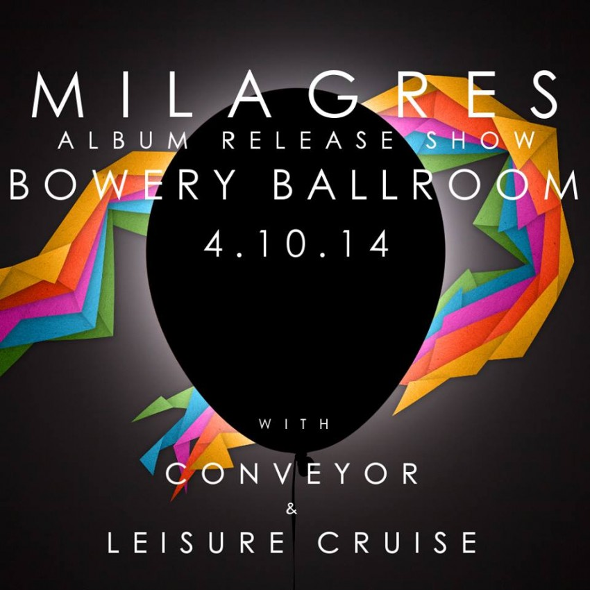 Milagres - Bowery