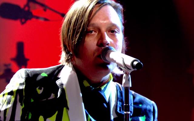Arcade Fire Jools Holland
