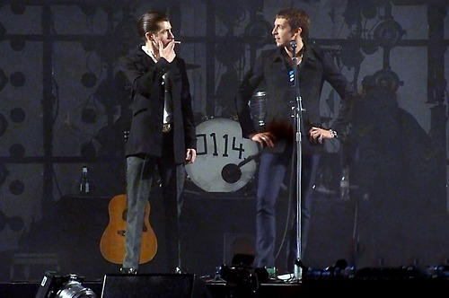 The Last Shadow Puppets Finsburg Park