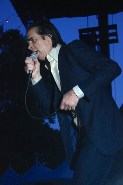 13_Nick Cave and The Bad Seeds