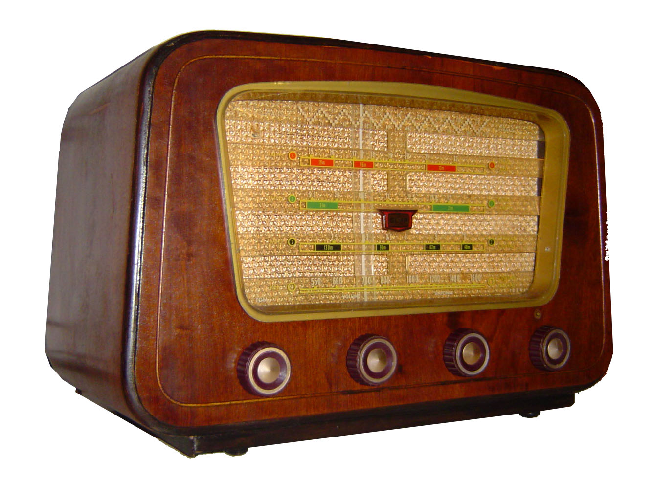 Radio For The Internet Generation We All Want Someone To Shout One Transistor