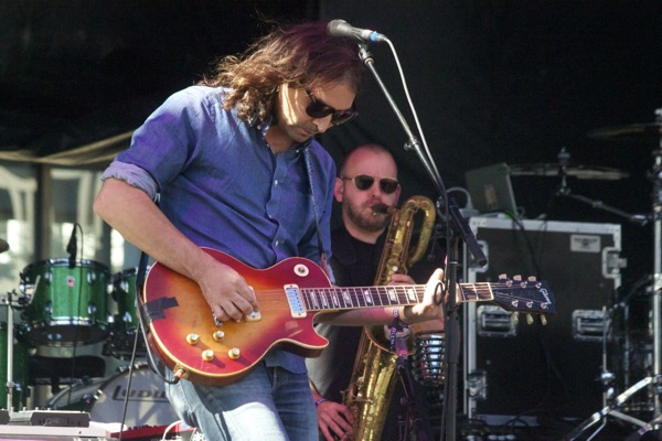 1_The War On Drugs_Boston Calling 2014