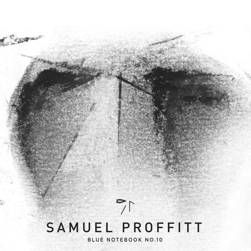 Samuel Proffitt - Blue Notebook No 10