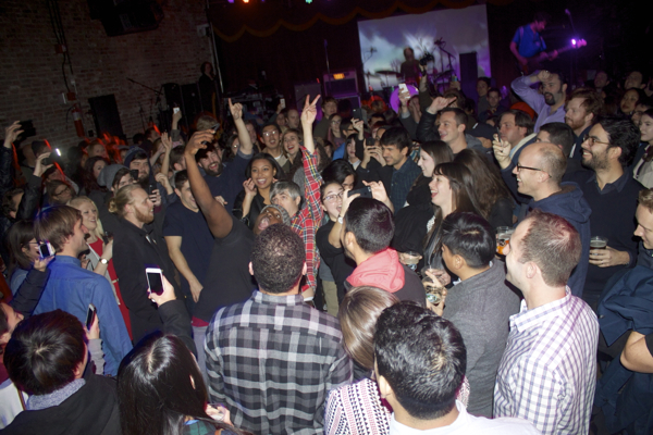 111_We Are Scientists_Brooklyn Bowl