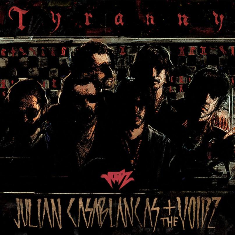 Julian Casablancas + The Voidz - Tyranny