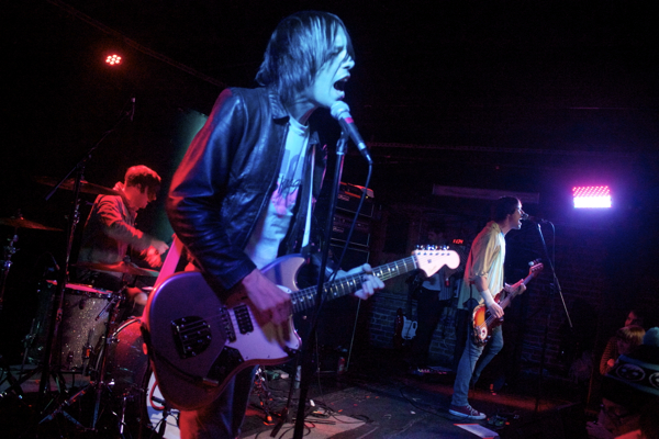 The Cribs at Mercury Lounge (March 11, 2015) at We All ...