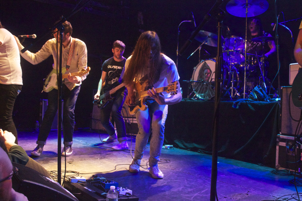 19_Diarrhea Planet_Bowery Ballroom