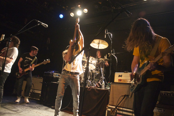 5_Diarrhea Planet_Bowery Ballroom