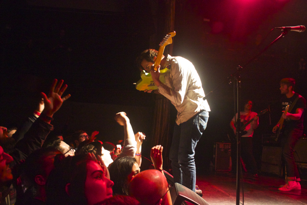 8_Diarrhea Planet_Bowery Ballroom