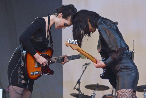 1_St Vincent_Boston Calling 2015