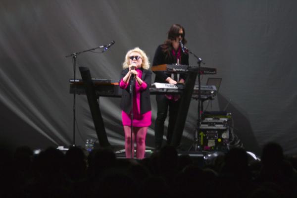 2_Blondie_Madison Square Garden