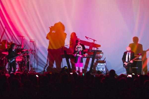3_Blondie_Madison Square Garden