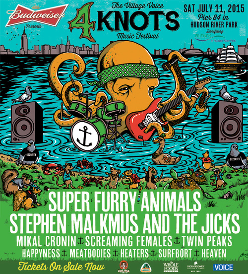 4Knots Poster