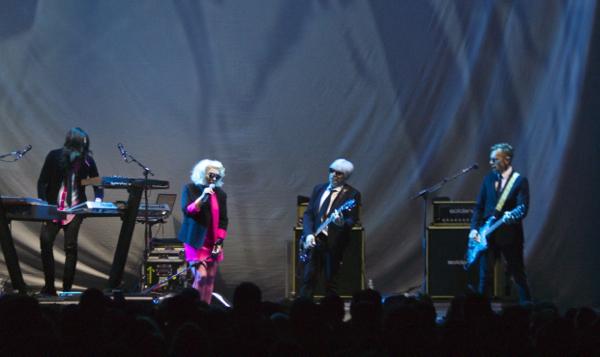 5_Blondie_Madison Square Garden