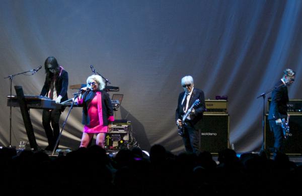 8_Blondie_Madison Square Garden