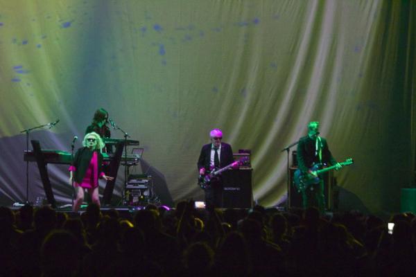 9_Blondie_Madison Square Garden