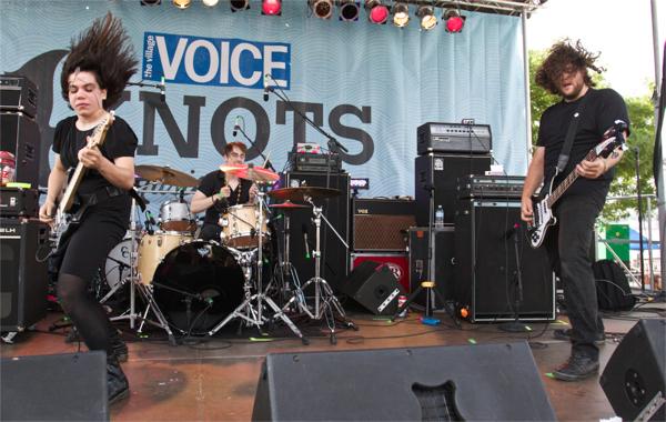 1_Screaming Females_4Knots Music Festival 2015