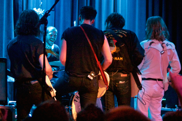 1_The Vaccines_Warsaw