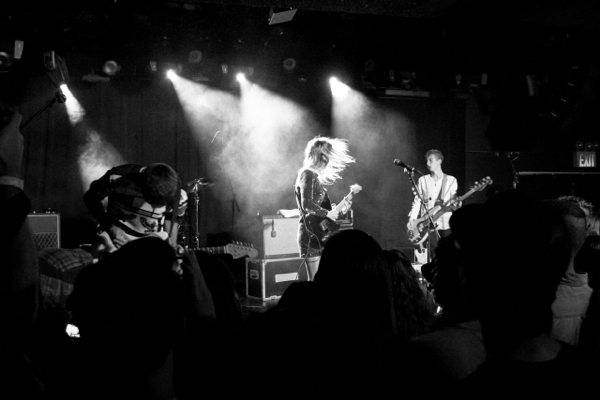 4_Wolf Alice_Le Poisson Rouge