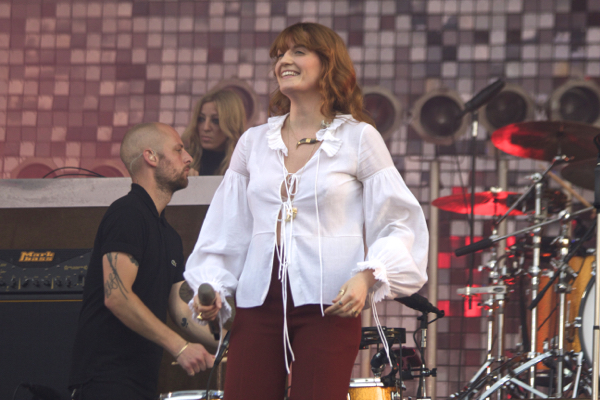 5_Florence + The Machine_Governors Ball 2015