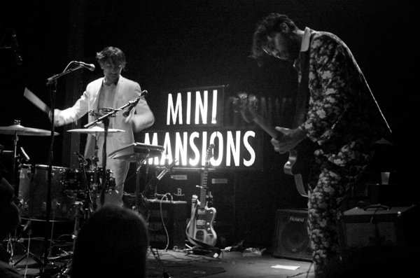 5_Mini Mansions_Rough Trade NYC
