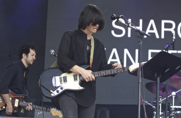 7_Sharon Van Etten_Governors Ball 2015