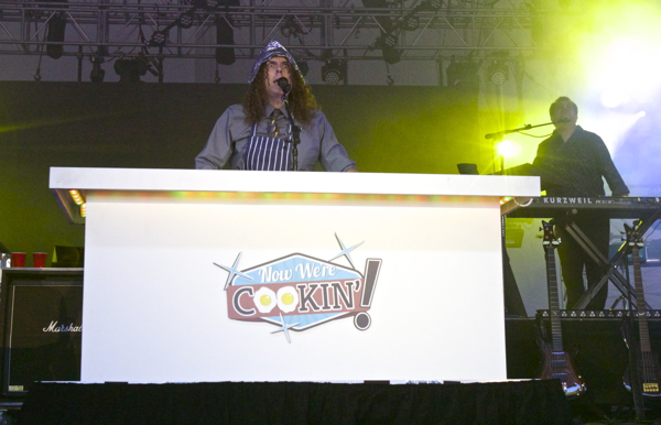 8_Weird Al Yankovic_Governors Ball 2015