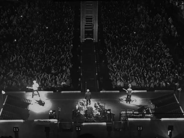 4_u2_madison square garden - U2 At Madison Square Garden