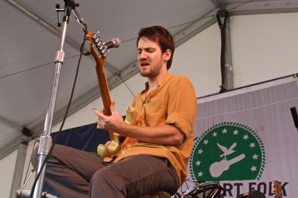 1_Blake Mills_Newport Folk Festival 2015