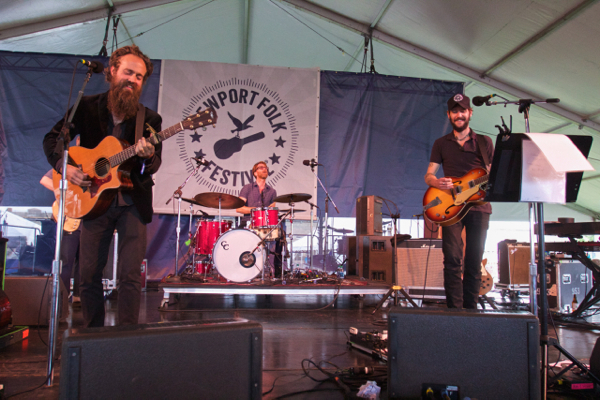 1_Iron-Wine-Ben-Bridwell_Newport-Folk-Festival-2015