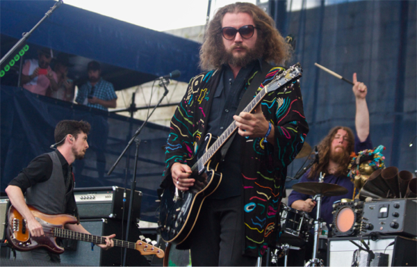 1_My Morning Jacket_Newport Folk Festival 2015
