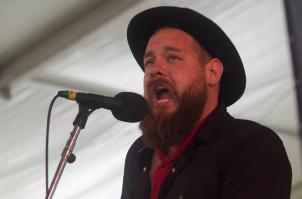 1_Nathaniel Rateliff and the Night Sweats_Newport Folk Festival 2015