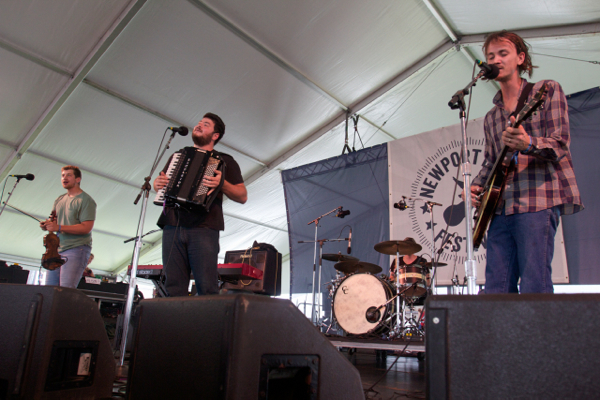 1_The Felice Brothers_Newport Folk Festival 2015