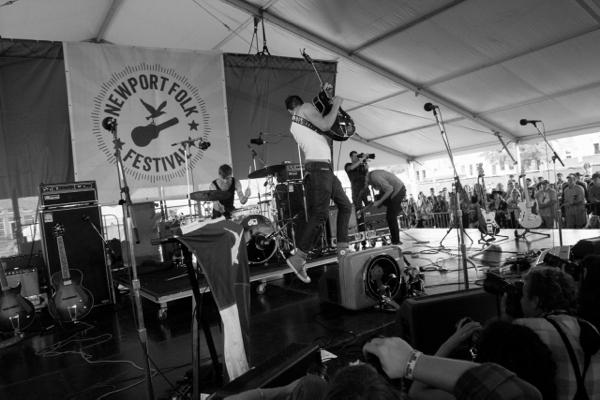 2_Shakey Graves_Newport Folk Festival 2015