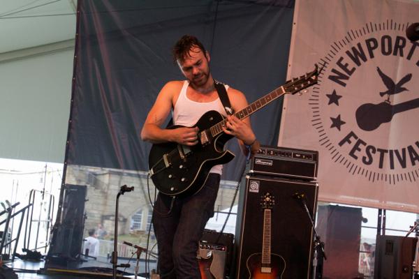 9_Shakey Graves_Newport Folk Festival 2015