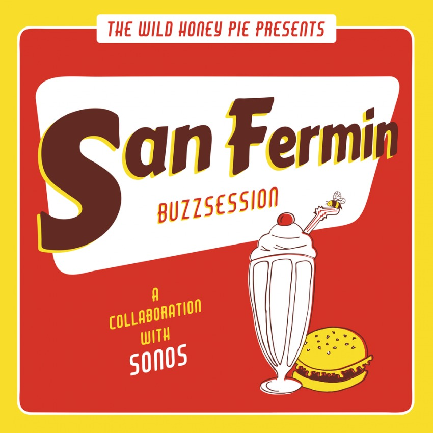 San Fermin - Wild Honey Pie : Shake Shack